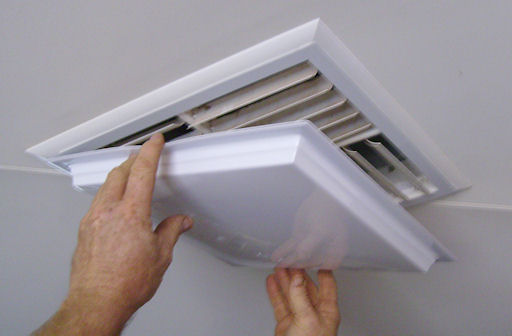 Heat Saver Vent Covers Installation Instructions